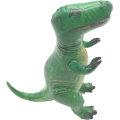 Dinossauro de brinquedo animal inflável de PVC para crianças