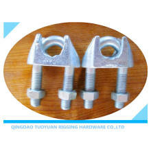 Wire Rope Clips for Wire Rope with Material Malleable Iron
