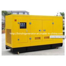 80kw Super Ruhig Silent Gas Schallschutz Generator Set