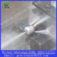 Alta pressão limpeza bocal tubulação, limpeza de tubulação de esgoto limpeza bocal