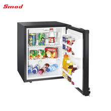 Hotel or home use no noise absorption portable mini fridge price
