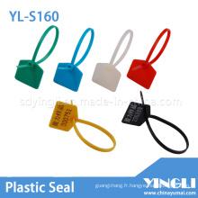 Attache-câble en plastique d'une longueur de 160 mm (YL-S160)