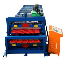 Petit pain de doubles couches de Hebei Xinnuo XN-1000-1000 formant la machine