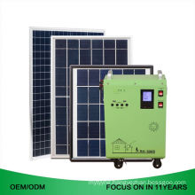 Power Pack Portable Solar Power Generator Ac Power Supply Energy Storage