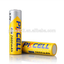 lithium-ion 18650 battery 2600mAh 3.7V Rechargeable Battery
