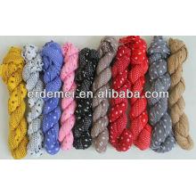 2014 spring lady pashmina shawl/ colorful scarf
