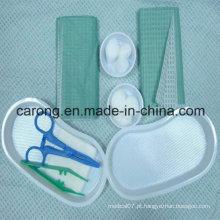 Kit de curativo de feridas esterilizadas