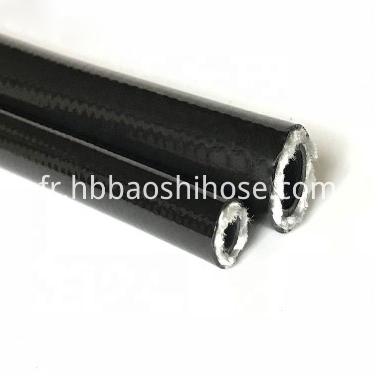 Fiber Braided One-layer Rubber Tube
