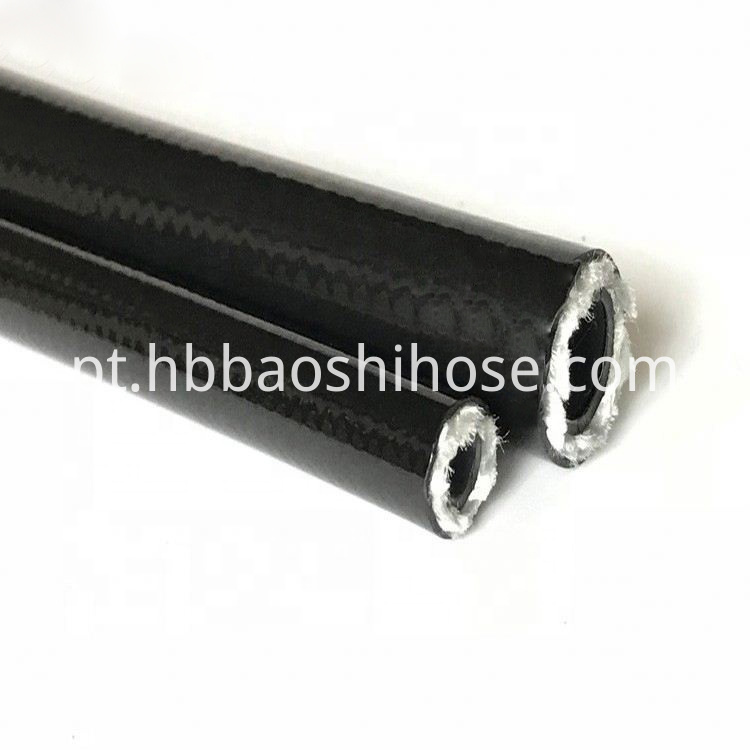 Fiber Braided One Layer Rubber Tube