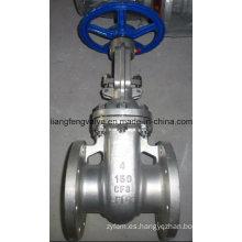 ANSI / ASME Válvula de compuerta con brida RF