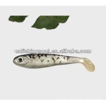 SLL011 12cm 20g soft bait plastic fishing lure