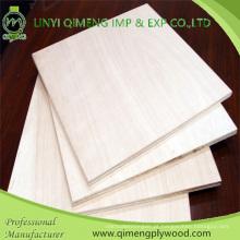 Preço barato Bbcc Grade 5mm Poplar Contraplacado Comercial De Linyi
