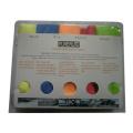 Wash, Dry, Polish, Detail Microfibre Cloth Valet Pack