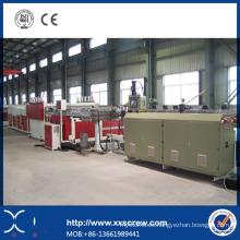 Extrusor de tablero de plástico de policarbonato Xinxing