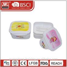 Kunststoff Lunchbox