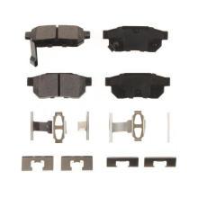 Bremsbelagsatz Hinterachsbremse OE-Qualität 7443-D564