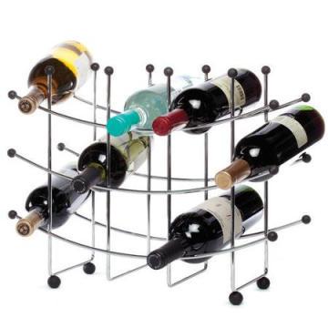 Oenophilia Fusion 15-Bottle Wine Rack