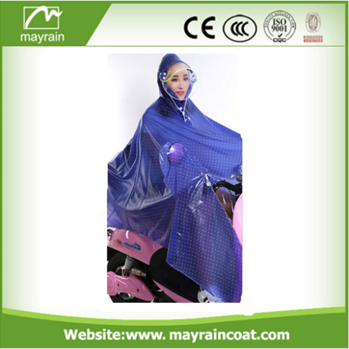 Transparent Adult Poncho