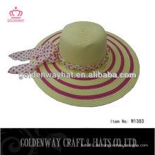 Breite Randhut billige Strandhüte