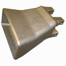 Pièce d'usinage OEM pour pièces de machines de construction