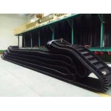 S160 Banda transportadora de flanco