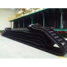 S160 Sidewall Conveyor Belting