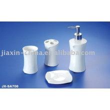 Ensemble de salle de bains en porcelaine 4 pièces JX-SA708