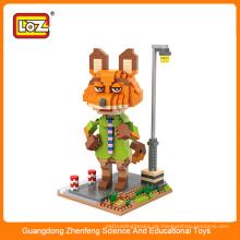 2016 Geschenk Kinder Gebäude Spielzeug, Kunststoff-Block Großhandel