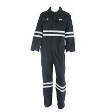 Flammhemmende Overall-Arbeitskleidung aus 100% Baumwolle