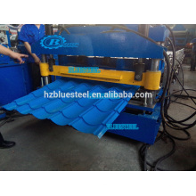 Galvanized Glazed Metal Roofing Roll Forming Machine