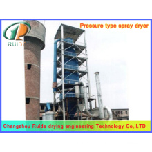 Polyvinyl alcohol spray drying tower