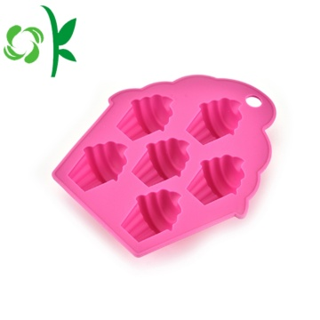 Harmless Holiday Silicone Baking Cup Molds for Microwave
