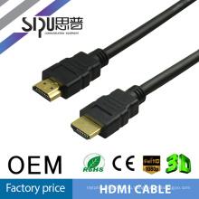 СИПУ воспроизведение 2160p HDMI 2.0 кабель версии v2.0 для 3D формата HDTV с Ethernet 24k позолоченный 4К 2К лучше, чем 1080р