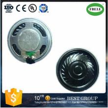 Fbf36-5tb 36mm 16 Ohm Mini 1W Flat Mylar Speaker RoHS (FBELE)