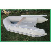 2,3 м алюминиевый Пол надувная рыбацкая лодка с CE
