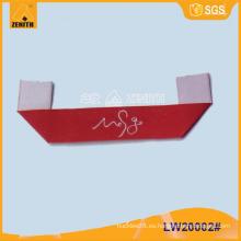 Diseño de la etiqueta principal LW20002
