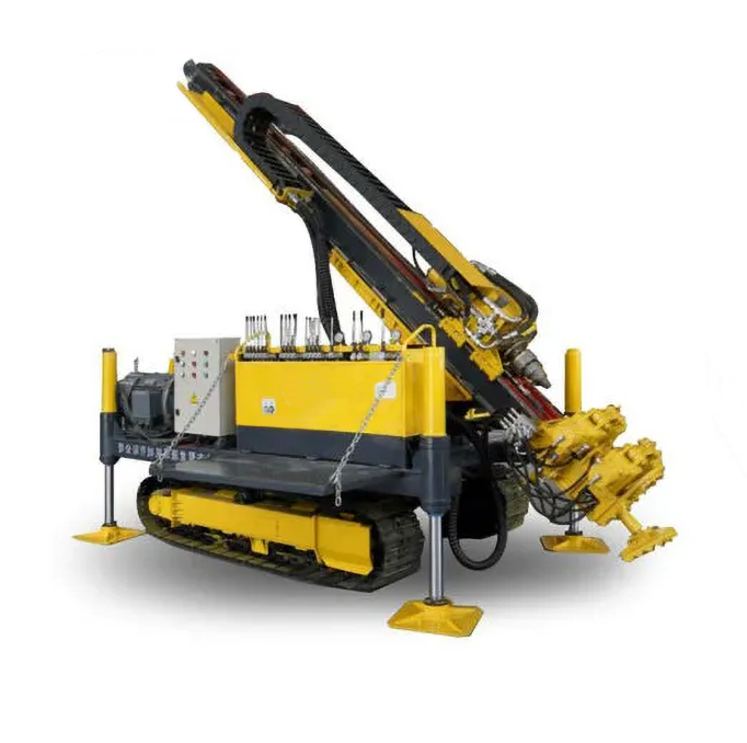 Excellent Performance Jet Grouting Equipment For Pipeline Engineering 7