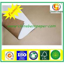 White Interleaving tissue paper 25GSM for garment factory