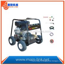 Китайская машина для чистки автомобильных двигателей