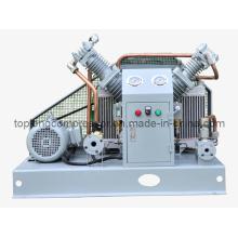 Sans huile Oilless Medical O2 Oxygen Helium Compressor