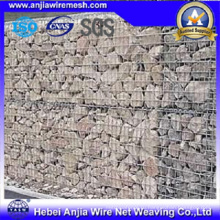Горячая окунутая гальванизированная коробка Heavy Hexagonal Stone Gabion