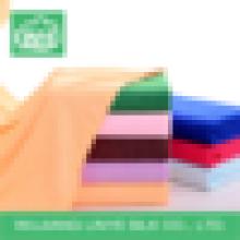 Высококачественное мягкое впитывающее микроволокно спортивное полотенце