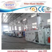 Produktion hochwertiger HDPE Rohrleitung