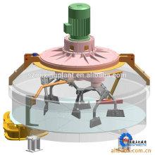 2014 nova condição pequena CMP250 betoneira planetária, preço do misturador de concreto na China