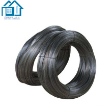 Производитель Китай 4мм мягкий черный отожженная стальной проволоки