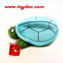 Plüsch Schildkröte Bleistift Tasche