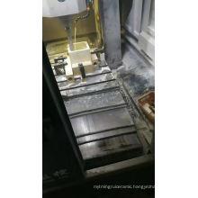 99%alumina zirconia Internal screw machinery Ceramic tube bush pipe