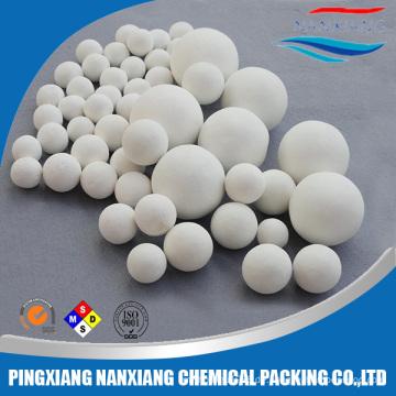 92% 95% 99% Ballaststoff mit hohem Aluminiumoxidgehalt in der Keramikindustrie