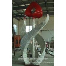 Arabien skulptur berühmte metall kunst skulptur zum verkauf