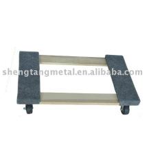 wooden tool cart TC0500A